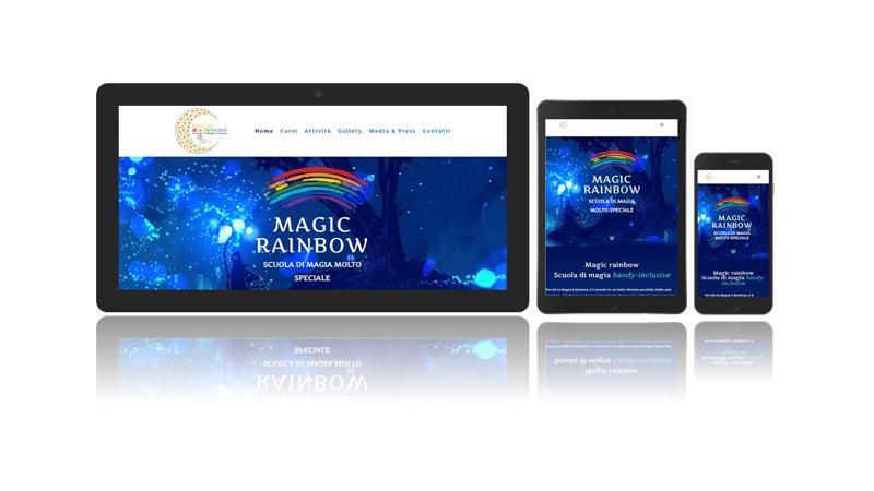 WeMaxe Magic Rainbow Rendering
