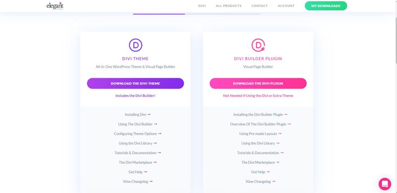 WeMaxe Download The Divi Theme